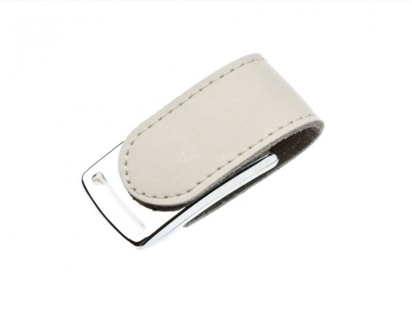 16GB USB-флэш корпус для накопитель Apexto U503I белая кожа OEM