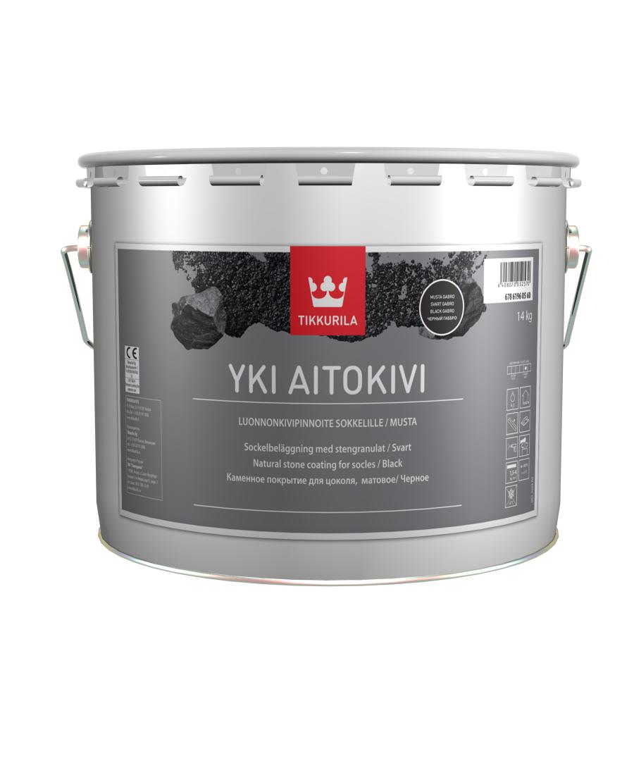 Юки Айтокиви – каменное покрытие с крошкой натурального камня
