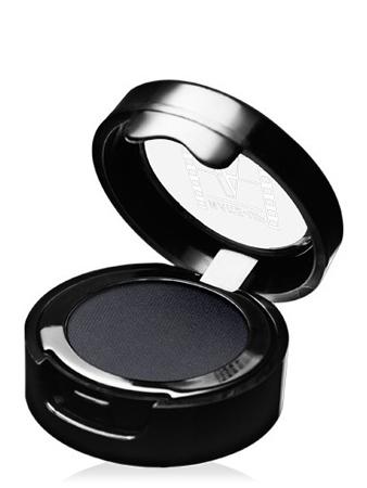 Make-Up Atelier Paris Eyeshadows T015S Satin black Тени для век прессованные №015 черный (сатин), запаска