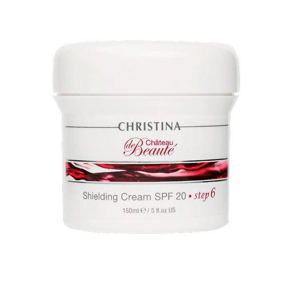 Защитный крем SPF 20 для лица Сhateau de Beaute Christina (Шато Дэ Ботэ Кристина) 150 мл