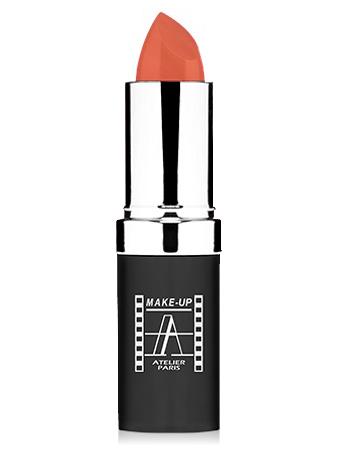 "Make-Up Atelier Paris Cristal Lipstick B02 Petal Помада ""Кристалл"" лепесток розы"