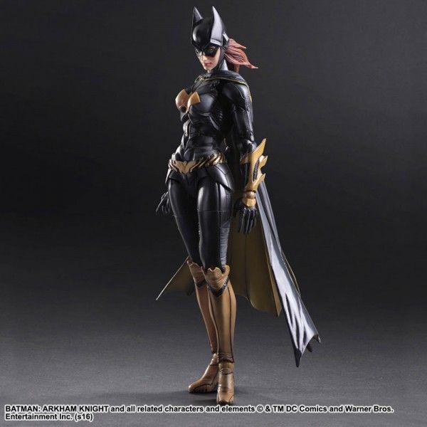 Фигурка Batman: Arkham Knight Play Arts Kai Batgirl