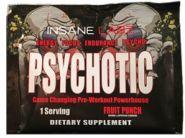 Insine Labz Psychotic (1 порция)