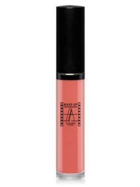Make-Up Atelier Paris Long Lasting Lipstick RW15 Beige orange Блеск - тинт для губ суперстойкий бежево-оранжевый