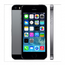 Телефон Apple iPhone 5S 16GB Space Gray LTE