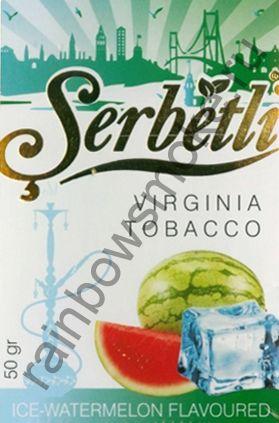 Serbetli 50 гр - Ice Watermelon (Ледяной арбуз)