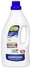 Sodasan Средство жидкое для стирки изделий из цветных тканей 1,5 л