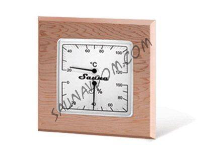Термогигрометр SAWO 225 - THD, кедр канадский