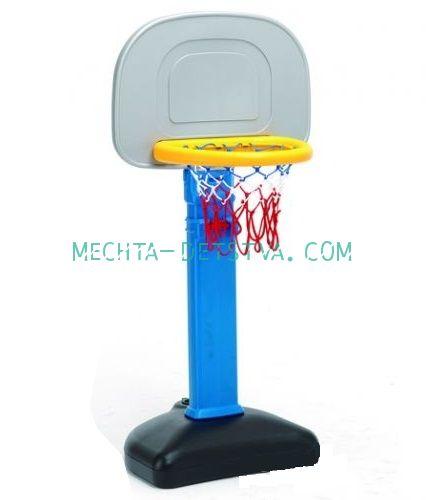 BS-03 Стойка баскетбольная со щитом 100-170см