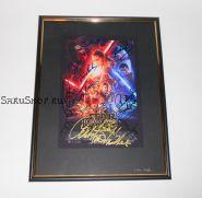 Автографы: Звёздные войны: Эпизод 7 – Пробуждение силы (Star Wars)