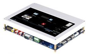 "Tiny210 SDK2 (Cortex A8 3D) + 7.0"" LCD"