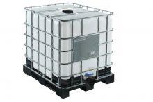 Куб пластиковый, 1000 л., б/у в Твери.