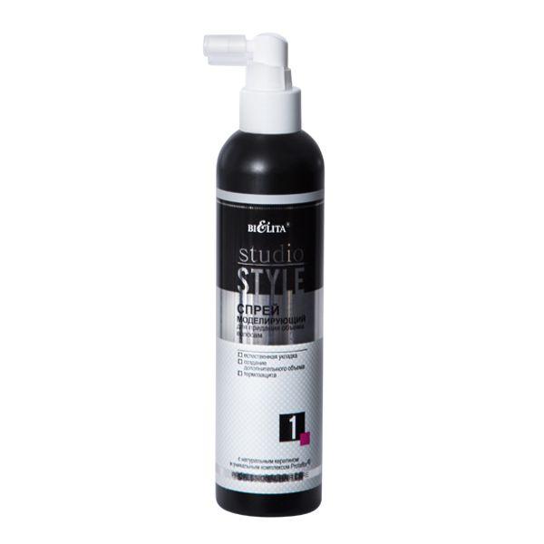 Моделирующий спрей для придания объема волосам 250 мл