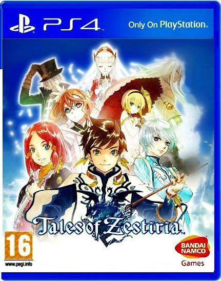 Игра Tales of Zestiria (PS4)