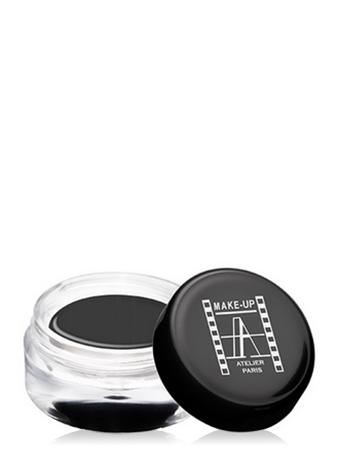 Make-Up Atelier Paris Gel Color Waterproof CGN Black Краска гелевая водостойкая черная