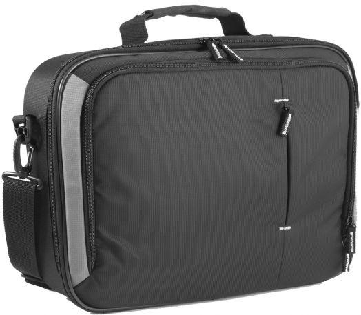 """Сумка для ноутбука Defender Biz bag 15''-16"""" черный, органайзер, каркас"""