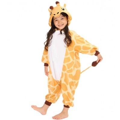 Пижама Кигуруми Детская Жираф_01