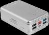 Внешний аккумулятор ExtraLife Maxi 30000 mAh, 4xUSB, 5V/1A + 2,1A