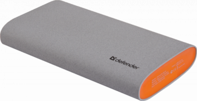 Внешний аккумулятор ExtraLife Spark 20000 mAh, 2xUSB, 5V/1A + 2,1A