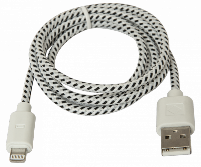USB кабель ACH01-03T USB(AM)-Lightning(M), 1м пакет