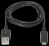 USB кабель USB08-03H USB2.0 AM-MicroBM, 1.0м пакет