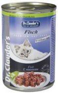 Dr. Clauder's Fish - С лососем в соусе (415 г)