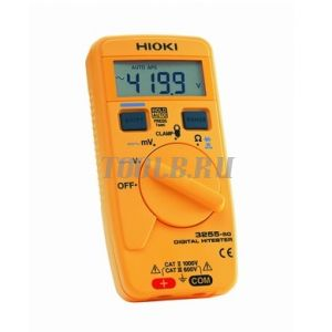 HIOKI 3255-50 - мультиметр цифровой