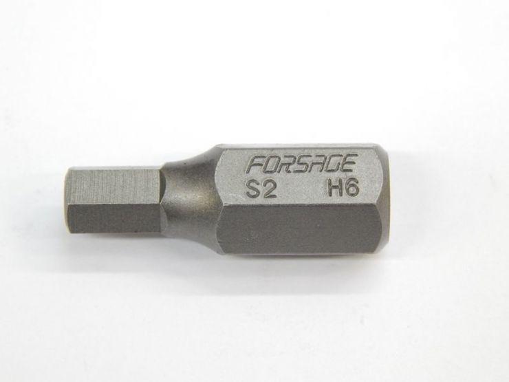10мм бита 6-гранная 30ммL 6мм
