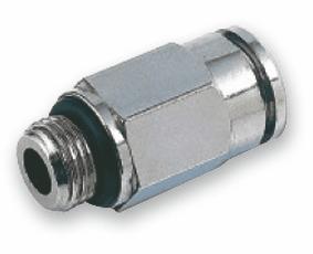 B180/16 М3/8' цанговый, с уплотнением,  12 мм