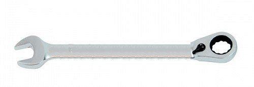 Ключ комбинированный трещоточный с реверсом 9мм