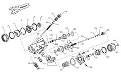 1011237 ремкомплект С регулятора факела WA 3