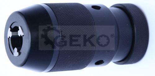 Патрон сверлильный самозаж. мет. 1-16мм В16 'Профи' 'Geko'
