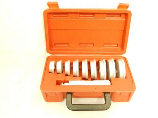 Набор алюминевых оправок для запрессовки  сальников