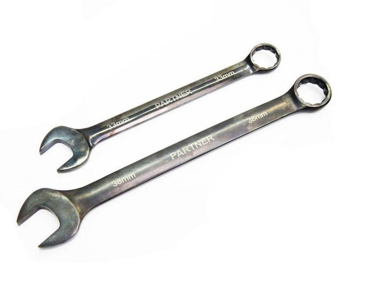 Ключ комбинированный 65мм усиленный