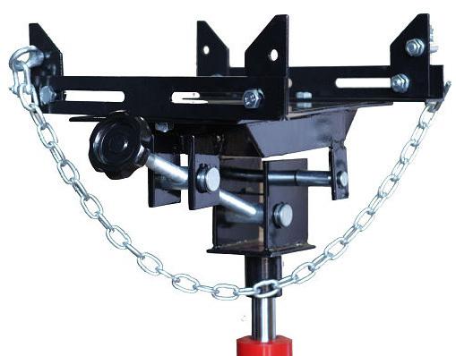 Стол  для крепления коробки передач на трансмиссионную стойку