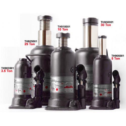 Домкрат бутылочный 20т профи (h min 241мм, h max 521мм)