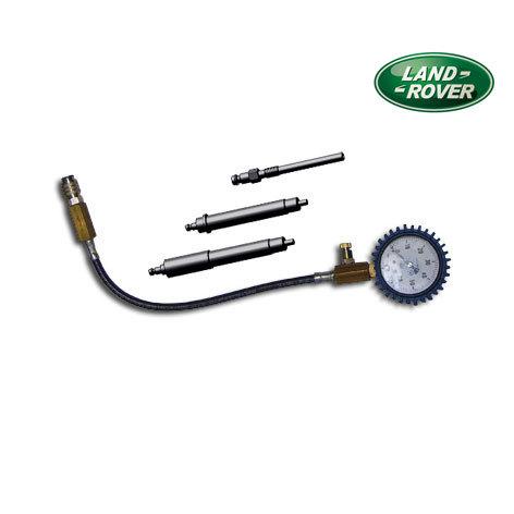 SMC-LAND ROVER, Специальный компрессометр для дизельных двигателей автомобилей LAND ROVER.  Применяется для двигателей автомобилей Land Rover Discovery II, Land Rover Discovery III, в т.ч. турбо.