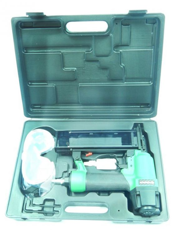 Пневмостеплер под гвоздь/шпилька(гвоздь-1.9x15-55мм,1,4x15-45мм,шпилька-15-45мм)