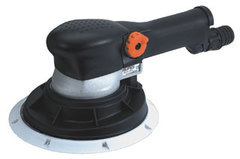 TA562A рото-орбитальная (5,2 мм) шлифмашинка диам 200 мм,липучка-6, 4-10 тыс об/мин, 400 л/мин, с пылеотводом