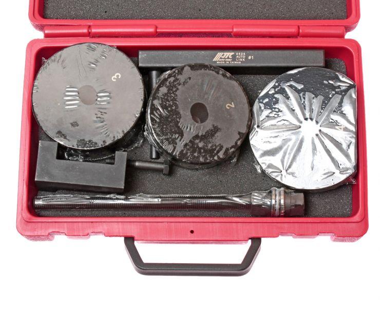 Набор для снятия и установки сайлентблоков трансмиссии (BMW Х5 до 2003г.в.) JTC /1