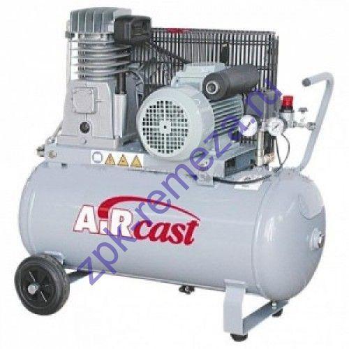 компрессор поршневой 235 л/мин, 10 бар, 1.5 кВт. 220 В, ресивер 50 л.