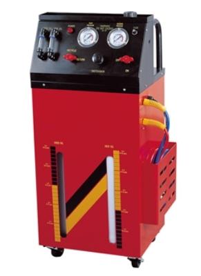 Пневматическая установка для замены охлаждающей жидкости двигателя. Для дизельных и бензиновых двигателей. Рабочее давление: 85-100PSI.