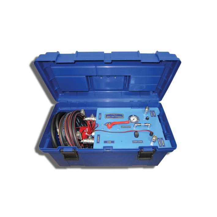 Стенд для замены трансмиссонной жидкости в АКПП SMC-701 Сompact New
