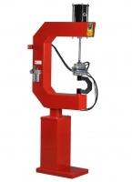 Электрический вулканизатор 'Макси'                                             (220В,  1200Вт с двумя нагр. элементами t=145ºС и пневматическим приводом)
