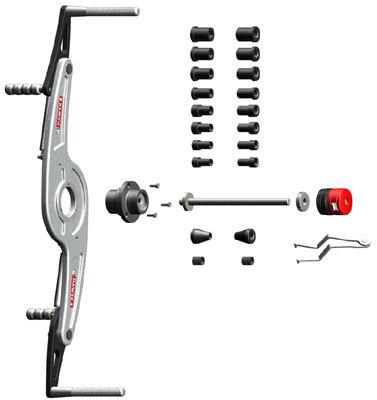 Адаптеры для установки мотоциклетных колес на балансировочный станок