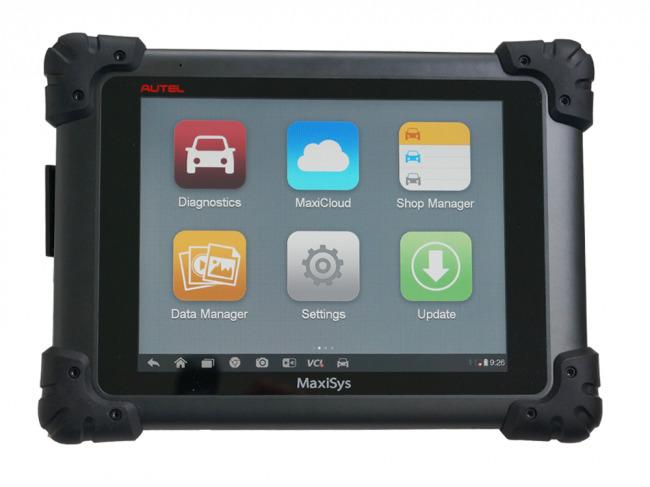 Сканер диагностический Autel MaxiSYS908, российская версия
