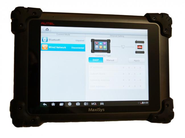 Сканер диагностический Autel MaxiSYS908 PRO, российская версия