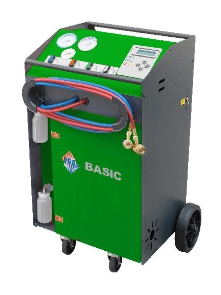 Установка для обслуживания кондиционеров, автоматический цикл регенерации, автоматическое вакуумирование, автоматическая заправка кондиционера