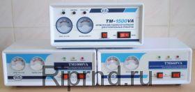 Стабилизатор напряжения VoTo TM-660, 1000, 1500