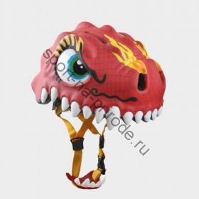 Защитный шлем Crazy Safety «Китайский дракон»